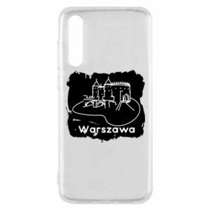 Etui na Huawei P20 Pro Warszawa. Zamek