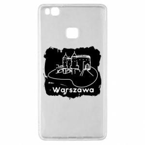 Etui na Huawei P9 Lite Warszawa. Zamek