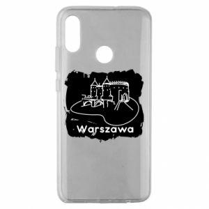 Etui na Huawei Honor 10 Lite Warszawa. Zamek