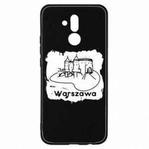 Etui na Huawei Mate 20 Lite Warszawa. Zamek