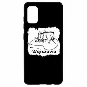Etui na Samsung A41 Warszawa. Zamek