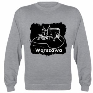 Bluza Warszawa. Zamek