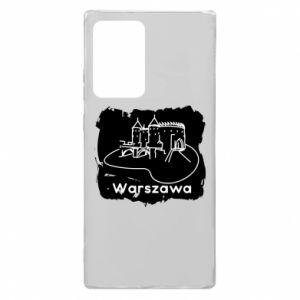 Etui na Samsung Note 20 Ultra Warszawa. Zamek