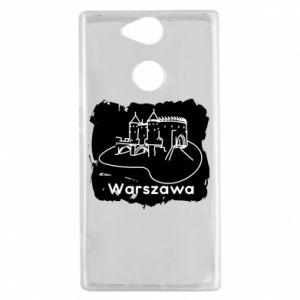 Etui na Sony Xperia XA2 Warszawa. Zamek