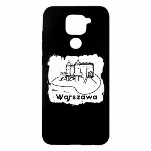 Etui na Xiaomi Redmi Note 9/Redmi 10X Warszawa. Zamek