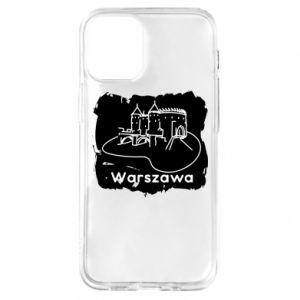 Etui na iPhone 12 Mini Warszawa. Zamek