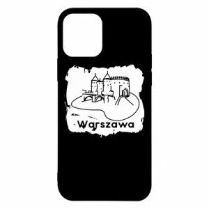 Etui na iPhone 12/12 Pro Warszawa. Zamek
