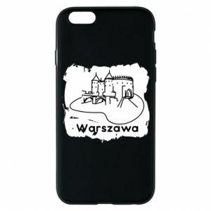 Etui na iPhone 6/6S Warszawa. Zamek