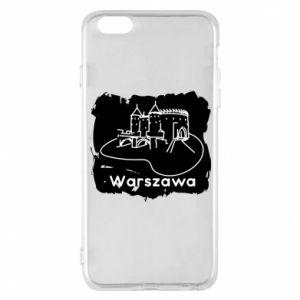 Etui na iPhone 6 Plus/6S Plus Warszawa. Zamek