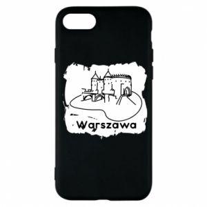 Etui na iPhone 7 Warszawa. Zamek