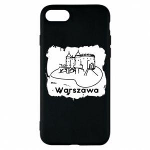Etui na iPhone 8 Warszawa. Zamek