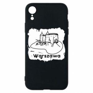 Etui na iPhone XR Warszawa. Zamek