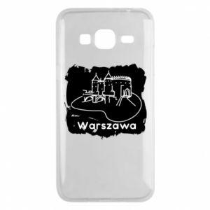 Etui na Samsung J3 2016 Warszawa. Zamek