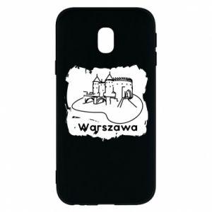 Etui na Samsung J3 2017 Warszawa. Zamek