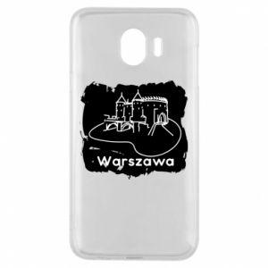 Etui na Samsung J4 Warszawa. Zamek
