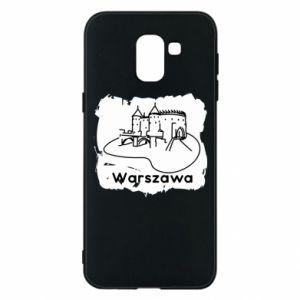 Etui na Samsung J6 Warszawa. Zamek