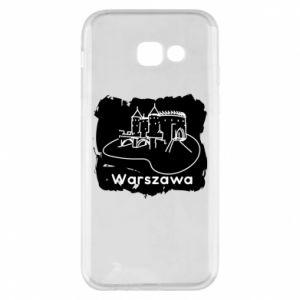Etui na Samsung A5 2017 Warszawa. Zamek