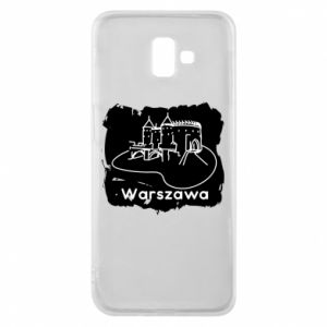 Etui na Samsung J6 Plus 2018 Warszawa. Zamek