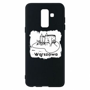 Etui na Samsung A6+ 2018 Warszawa. Zamek
