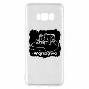 Etui na Samsung S8 Warszawa. Zamek