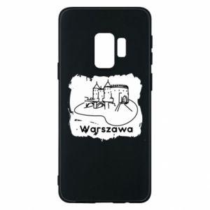 Etui na Samsung S9 Warszawa. Zamek