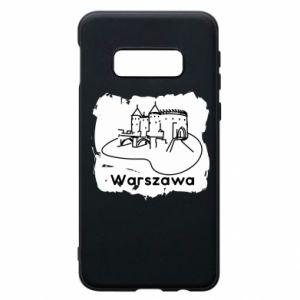 Etui na Samsung S10e Warszawa. Zamek