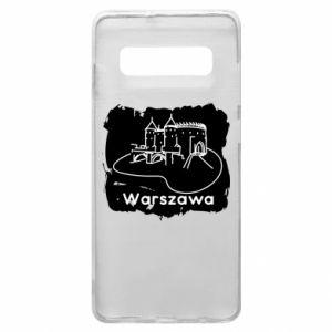 Etui na Samsung S10+ Warszawa. Zamek