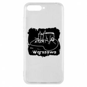 Etui na Huawei Y6 2018 Warszawa. Zamek
