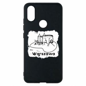 Etui na Xiaomi Mi A2 Warszawa. Zamek