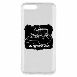 Etui na Xiaomi Mi6 Warszawa. Zamek