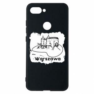 Etui na Xiaomi Mi8 Lite Warszawa. Zamek