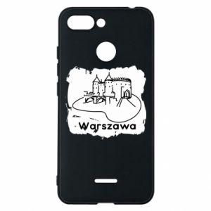 Etui na Xiaomi Redmi 6 Warszawa. Zamek