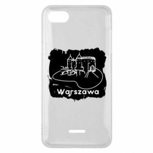 Etui na Xiaomi Redmi 6A Warszawa. Zamek