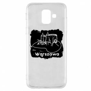 Etui na Samsung A6 2018 Warszawa. Zamek