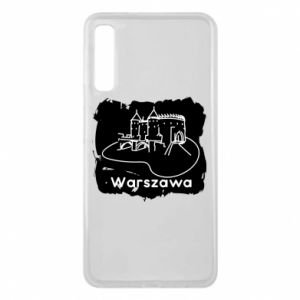 Etui na Samsung A7 2018 Warszawa. Zamek