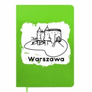 Notes Warszawa. Zamek