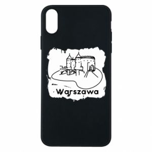 Etui na iPhone Xs Max Warszawa. Zamek