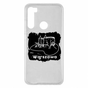 Etui na Xiaomi Redmi Note 8 Warszawa. Zamek