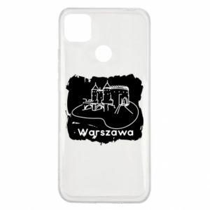 Etui na Xiaomi Redmi 9c Warszawa. Zamek