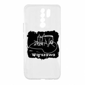 Etui na Xiaomi Redmi 9 Warszawa. Zamek