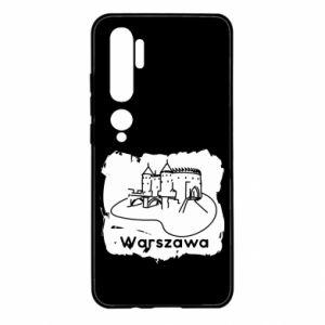 Etui na Xiaomi Mi Note 10 Warszawa. Zamek