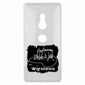 Etui na Sony Xperia XZ2 Warszawa. Zamek