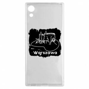 Etui na Sony Xperia XA1 Warszawa. Zamek