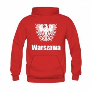 Bluza z kapturem dziecięca Warszawa