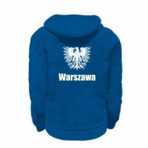 Bluza na zamek dziecięca Warszawa