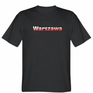 Koszulka Warszawa - PrintSalon