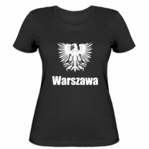 Women's t-shirt Warsaw