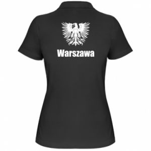Women's Polo shirt Warsaw