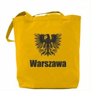 Torba Warszawa - PrintSalon
