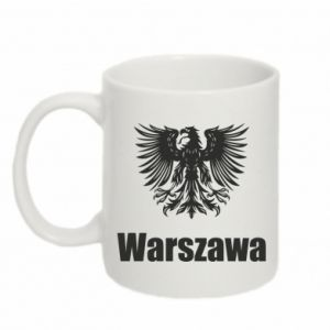 Mug 330ml Warsaw